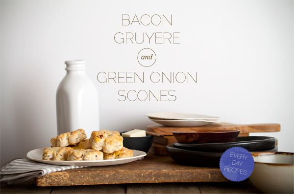 yumm... i love the shape of these and the combo sounds fantastic, can't wait to try it and love the photography and the design of this new food blog... so check it out : http://spoonforkbacon.com/