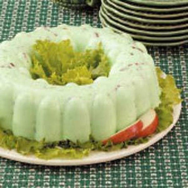 9 Best Jello Mold Recipes Images On Pinterest