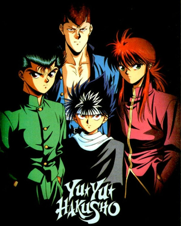 I think i'll consider watching yu yu hakusho after typing  another fact report.It's hilarious and better than DBZ.Yup i said it.Better than dragon ball Z!