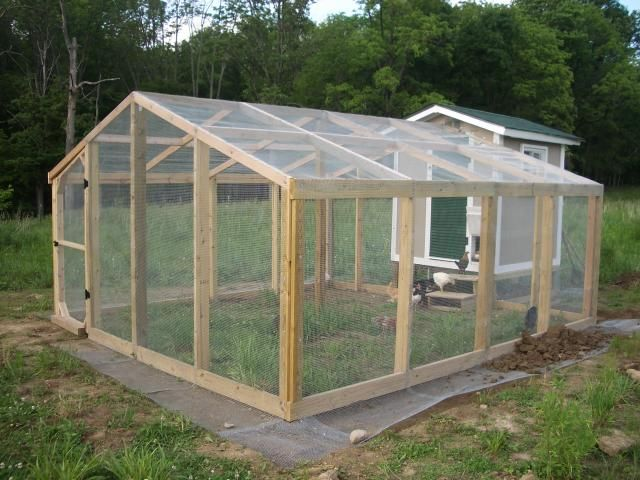 Best 25 large chicken coop plans ideas on pinterest for Chicken run plans