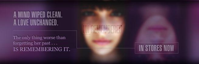 Unremembered | Jessica Brody