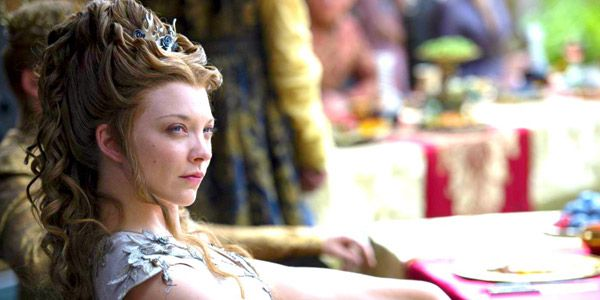 Actress Natalie Dormer may have scored a win this weekend in  Mockingjay: Part I , but to most fans, she's still known as Margaery Tyrell on  Game Of Thrones . For the most part, her portrayal of the social and political climber hasn't caused a lot of waves, but apparently, there was a behind-the-scenes issue that caused some controversy.