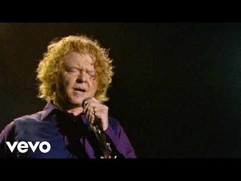 You Make Me Feel Brand New - Simply Red - YouTube