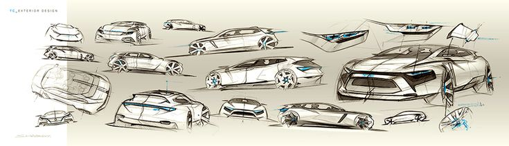 Car of the Future TC Link Exterior Dreamcar 2020: Turning 10 Trends in Design into the Car of The Future