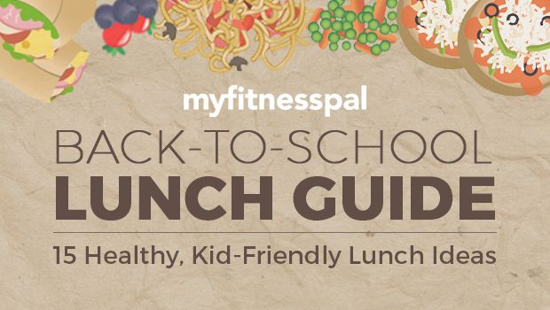 15 Healthy, Kid-Friendly Lunch Ideas [Infographic]