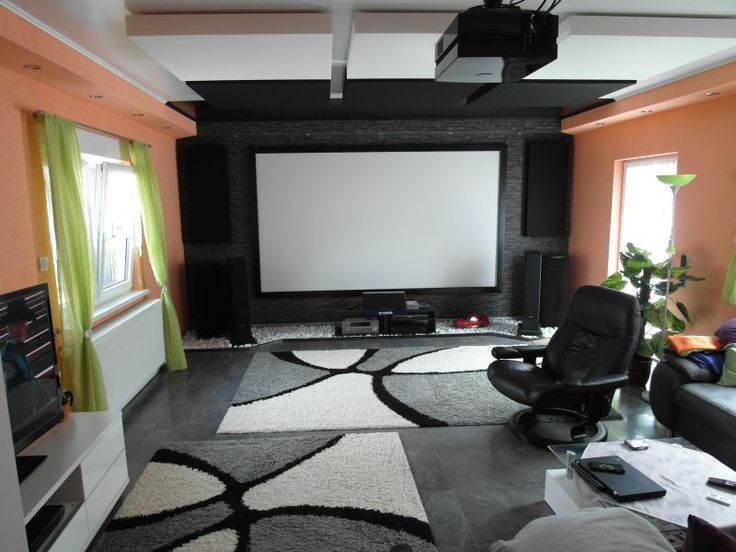 1000+ Ideas About Home Theater Rooms On Pinterest