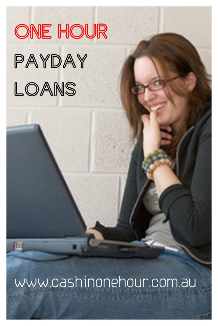 One hour payday loans provide cash within one hour can rescuers you from every type of cash needs. And get up to AUD$1000 Wired In 1 Hour!