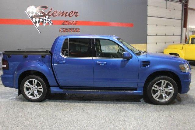 2010 Ford Explorer Sport Trac Adrenalin in ,