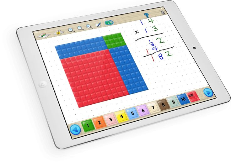 We're excited to introduce our often-requested Math-U-See Manipulatives app for math instruction on the go.