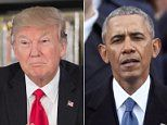 The Obama administration has denied President Donald Trump's claims that Barack Obama wire-tapped his phones at Trump Tower before the presidential election last November.