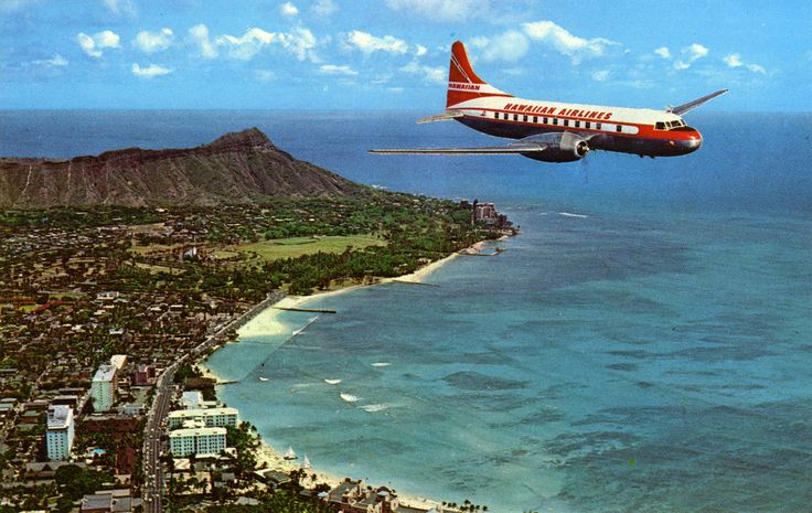Hawaii by Air' exhibition at the National Air and Space Museum ...