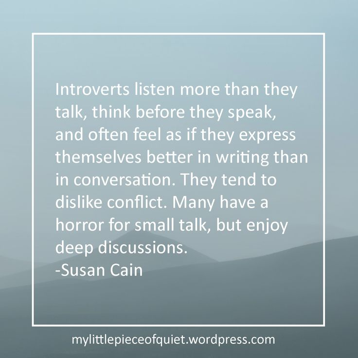 Susan Cain #qotd #quote #introvert