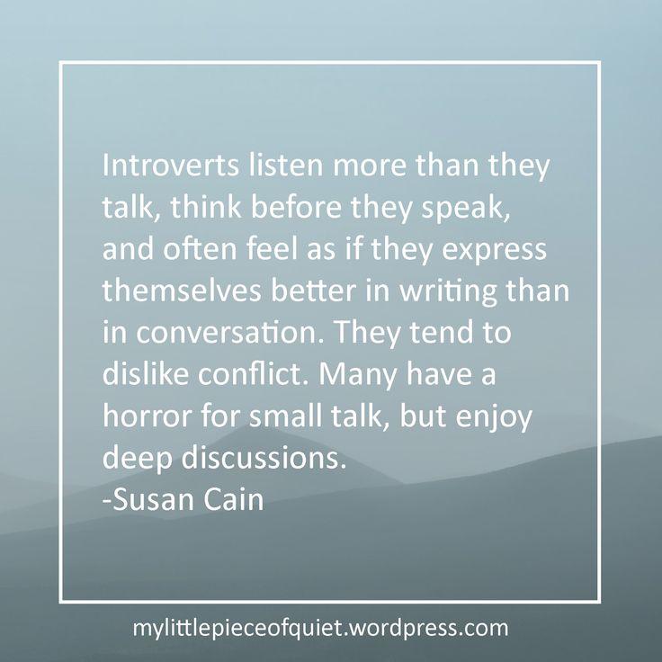 Susan Cain #qotd #quote #introvert