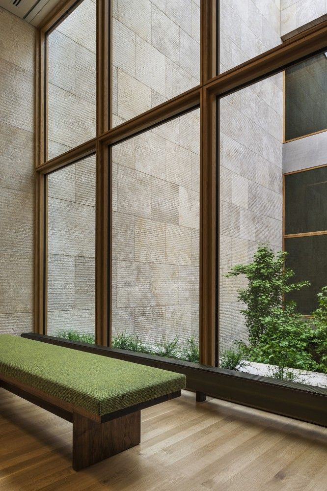 The Barnes Foundation Building / Tod Williams + Billie Tsien (27)