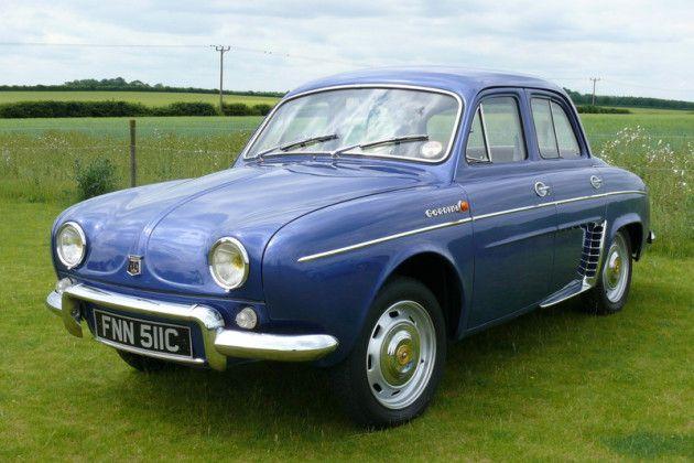 Renault Dauphine (1956-1967) ma 3ième voiture