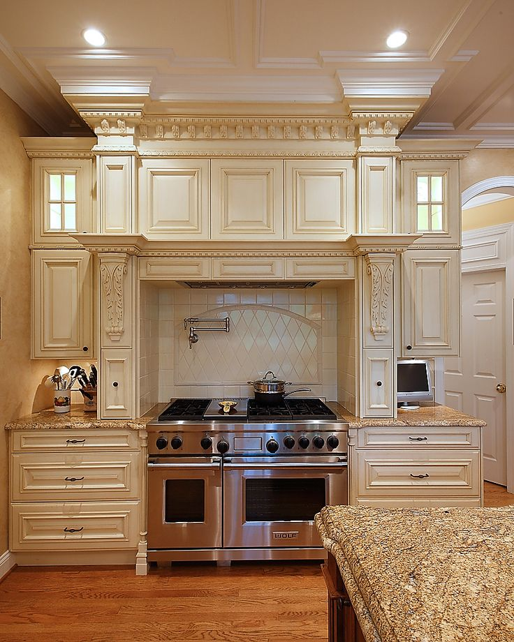 Kitchen Oven Cabinets: 13 Best Kitchen Stove Surrounds Images On Pinterest