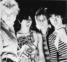 Generation X - How Billy Idol has started :-) First band played at Roxy :-)