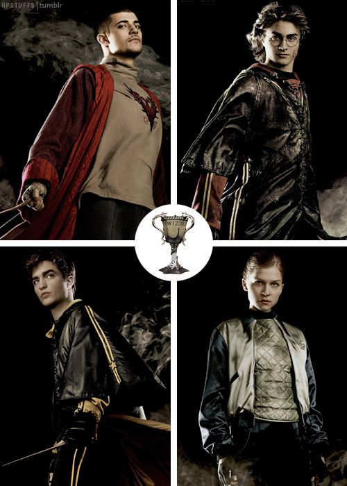 Triwizard Champions