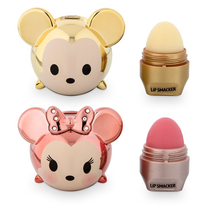 Eos lip balm mickey mouse