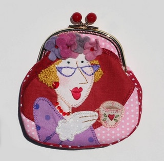 Teana purse by Bronwyn Hayes designer for Red Brolly, via Flickr