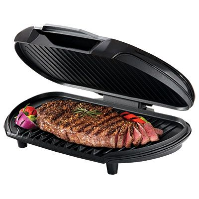 george foreman grill how to use