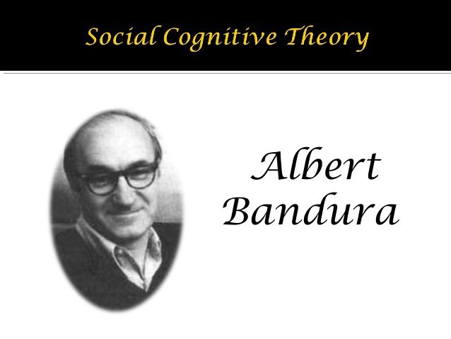 social learning theory self esteem psychology essay The social learning theory is a model developed by albert bandura that motivates us to listen carefully and pay attention in order to learn.