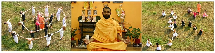Yogi Sudhir was born in the Southern state of India, called Orissa. He is the founder director of Shiva Yoga Peeth. He left his home after completing his graduation, in search of God and deeper spirituality and thus traveled all over India.     http://www.shivayogapeeth.com/yoga_photo_gallery.php