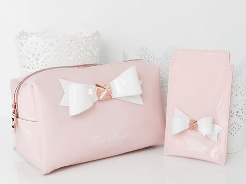 TED BAKER MAKEUP BAGS .
