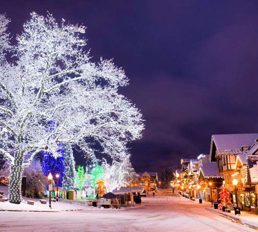 41 best Leavenworth, Washington, a True Winter Wonderland. I Loved ...
