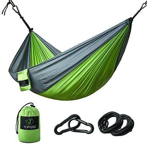 Campeggio Amache - TOPQSC Campeggio Amache Ultra-Leggero Nylon Amaca Portatile Compatto Ideale per Outdoor Spiaggia Cortile Escursioni e Indoor Sleeping BLU PREZZO IN OFFERTA: 21.24 (-71% di 73.85) (scadenza: 26 06 2017 ore 19:06)