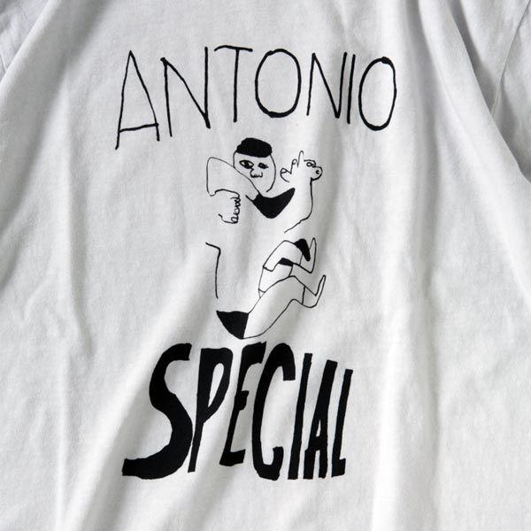 ANTONIO SPECIAL designed by Tomoo Gokita - TACOMA FUJI RECORDS