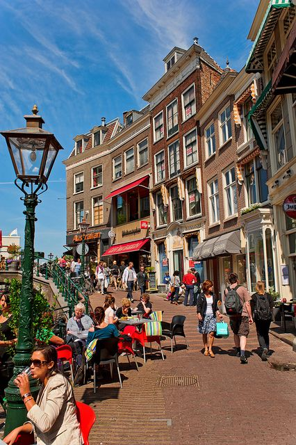 Leiden, South Holland, Netherlands  Where the Pilgrims fled to exile for two years before coming to America.