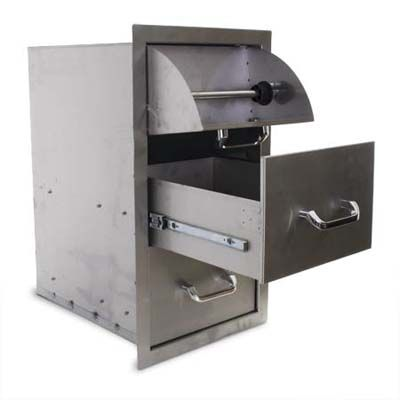 Finest Outdoor Kitchen Components With Stainless Steel Outdoor Kitchen  Components