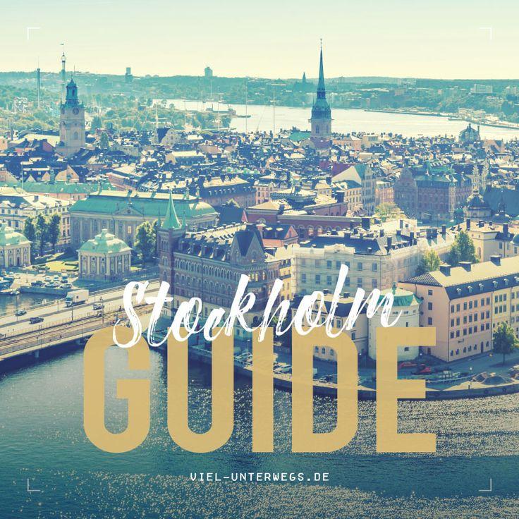 Stockholm Tipps für deine nächste Städtereise