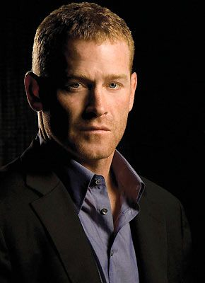 @Allyson Angelini Schnabel you know him as frank from revenge. I like to call him freckles. He is my newest old man