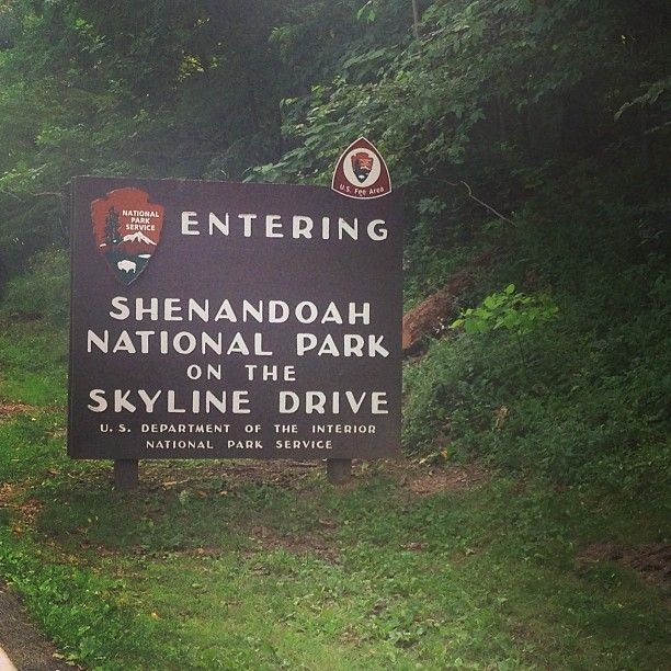 Skyline Drive in Waynesboro, VA