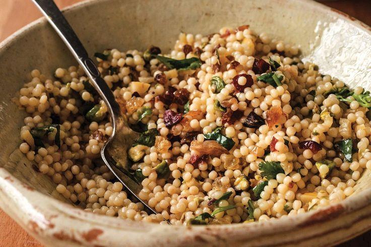 Lemon-Pistachio Israeli Couscous | Recipe | Couscous, The very and The ...