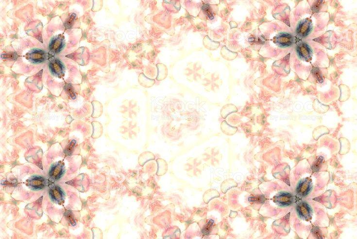 Abalone Mandala royalty-free stock photo
