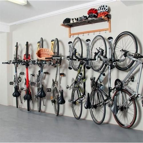 Marvelous Best 25+ Garage Bike Storage Ideas On Pinterest | Bike Storage, Storing  Bikes In Garage And Biking