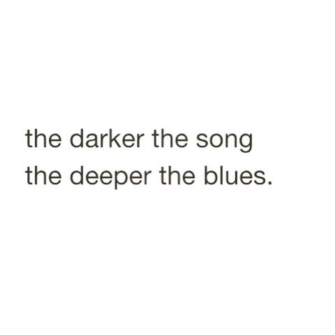 TOI - taide on ikuista: The darker the song