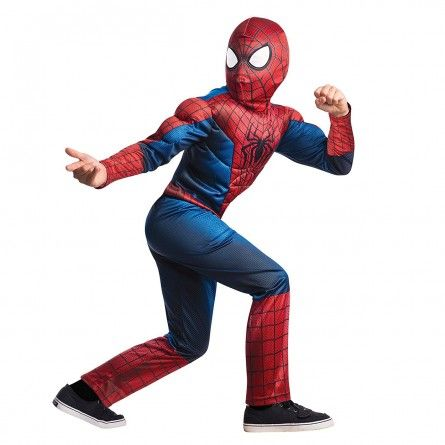 Child Spider-Man Costume