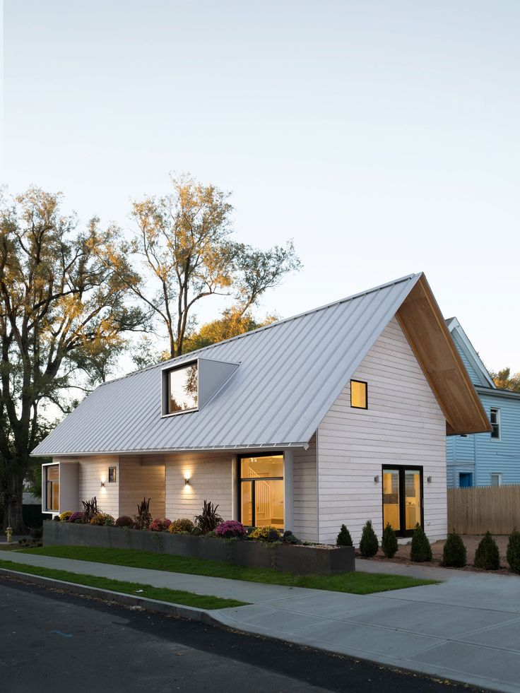 Yale Architecture Students Create Dwelling In Connecticut For The Homeless  U2014 Dezeen