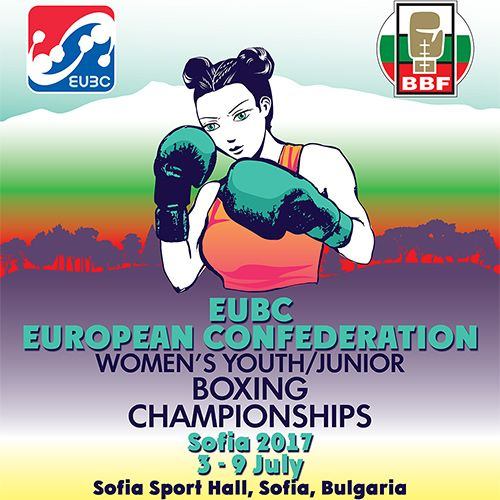 EUBC European Women's Youth & Junior Boxing Championships will be held in Sofia from tomorrow until 10 July