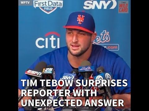 """Tim Tebow Talks Future Wife & Adoption Plans in Breaking Interview: """"I Can't Wait"""""""