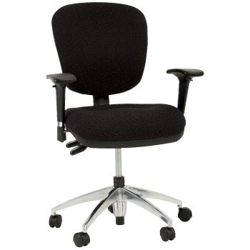 Big Boy Medium Back Clerical Office Chair. Size does matter! The Big Boy is ideal for the tall or larger user. A generous seat area is complimented by a waterfall, curved edge to the seat front, important in eliminating pressure points behind the knee.  http://keenoffice.com.au/product/big-boy-medium-back-clerical/