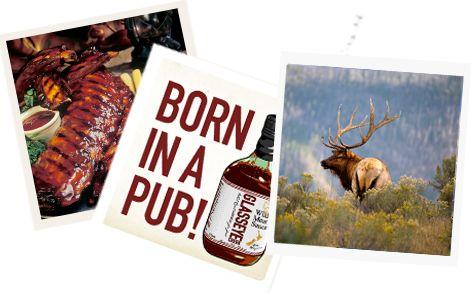 Our Yarn « Glass Eye Creek – Wild Meat Sauce