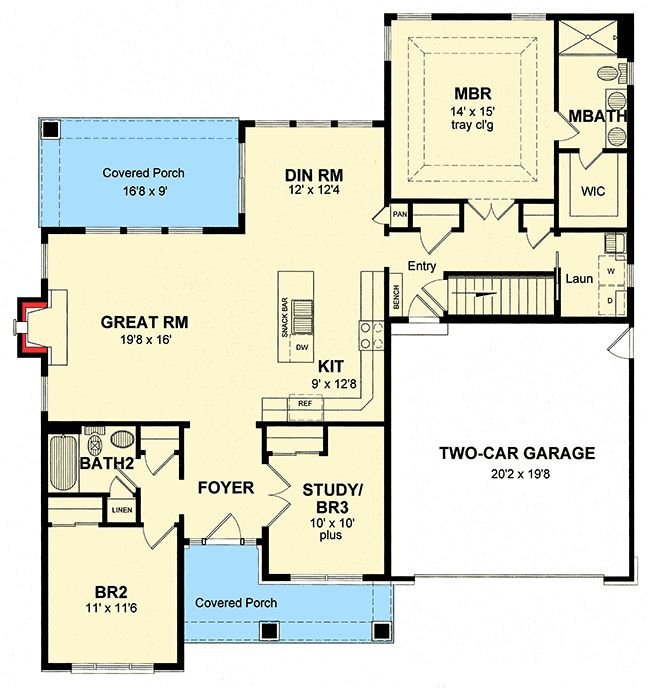 House Garage Floor Plans 10 Handpicked Ideas To