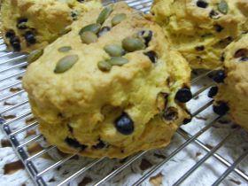 「かぼちゃとチョコチップのスコーン♪」appleteamuffin | お菓子・パンのレシピや作り方【corecle*コレクル】