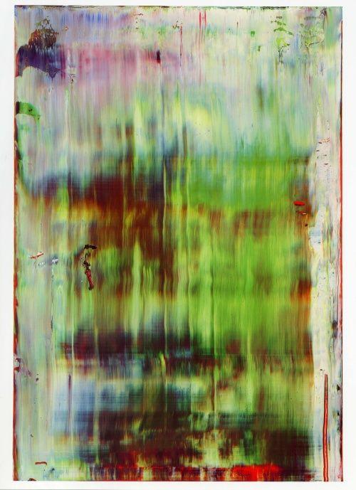 Gerhard RichterArt Paintings, Painting Art, Abstract Art, Abstract Green, Oakley Sunglasses, Green Red, Gerhard Richter, Red Painting, Painting Abstract