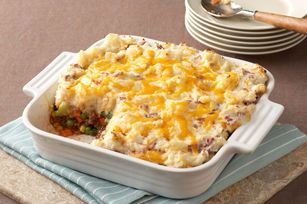 Love shepherd's pie?  Then our Updated Shepherd's Pie is a must-try.  We've added a few extras to the classic shepherd's pie recipe to make it even better!